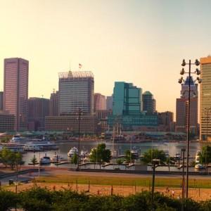 Baltimore_dusk